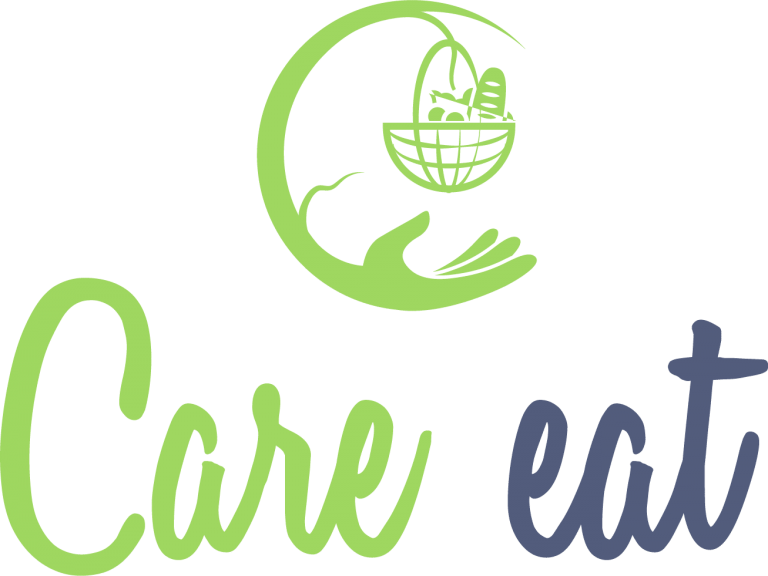 logo label care eat